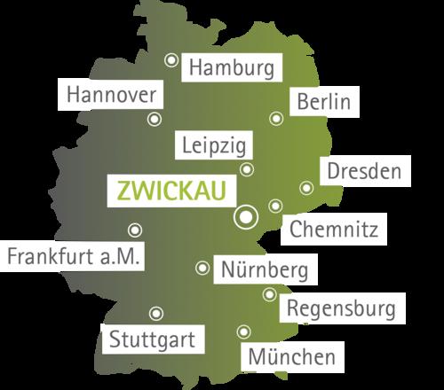 Zwickau Karte.Hotel First Inn Zwickau Hotels Tagungshotel Businesshotel